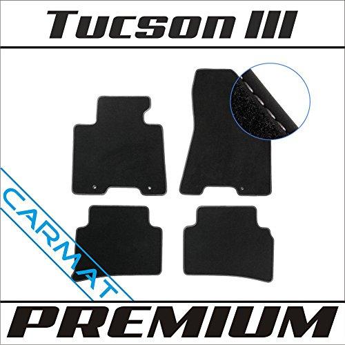 CARMAT Fussmatten Premium HY/TUCY15/P/B