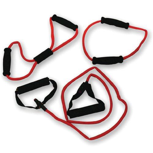 tunturi-fun-resistance-band-set-red-large