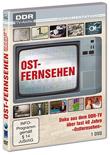 Preisvergleich Produktbild Ost-Fernsehen - DDR TV-Archiv
