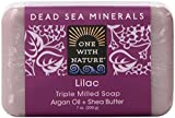 One With Nature Dead Sea Mineral Soap, L...