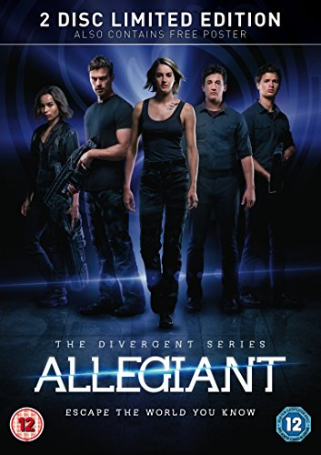Allegiant [Limited Edition - Exclusive to Amazon]