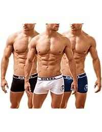 Diesel Homme lot de 3 Boxers