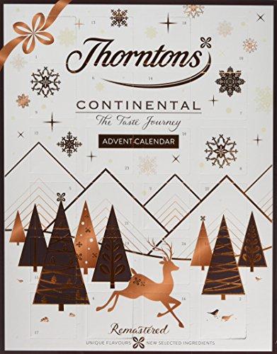 Thorntons Continental Advent Calendar, 278g