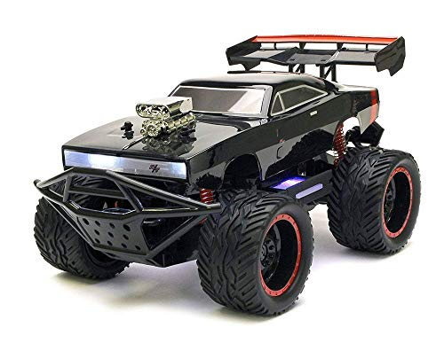 Jada Fast & Furious RC Car 1/12 1970 Dodge Charger Elite Offroad Toys