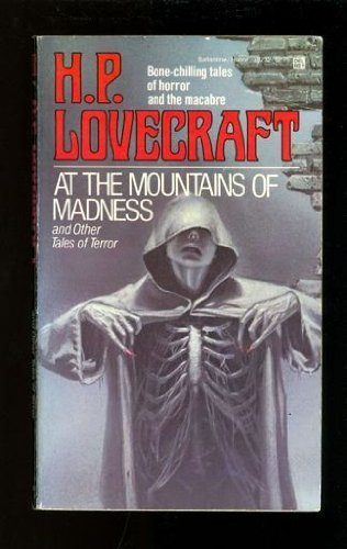 At the Mountains of Madness and Other Tales of Terror by Lovecraft, H.P. (1981) Mass Market Paperback
