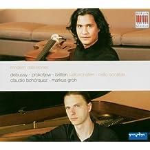 Modern Milestones-Cellosonaten