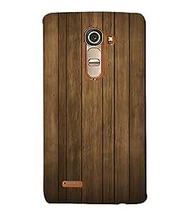 Fuson Designer Back Case Cover for LG G4 Mini :: LG G4c :: LG G4c H525N ( Greenary Wood Rose Tiger Bee Bird )