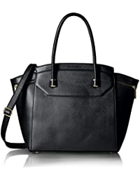 Elespry Women's Handbag (Black) (JD-31514-BL)