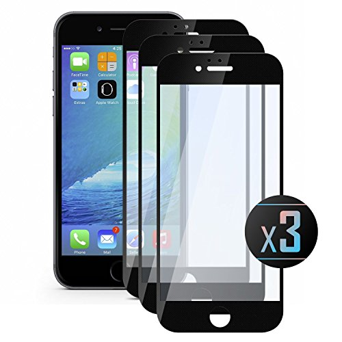 3 x Cristal Templado Protector de Pantalla Para iPhone 6 Plus /6S...