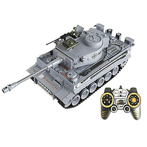 Ycco Large1: 18 Scale German Tiger Panzer RC Tanque