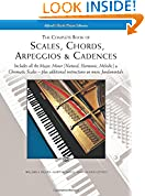 #8: The Complete Book of Scales, Chords, Arpeggios and Cadences