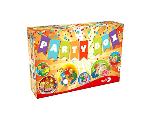 Noris 606011069 Party Box für Kinder