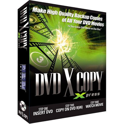 DVD XCopy Xpress Ripper Free (Dvd-ripper-software)