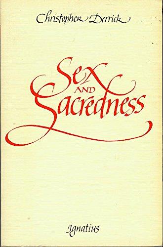 Sex and Sacredness