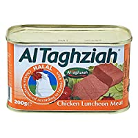 ‏‪Al Taghziah Luncheon Chicken, 200 gm‬‏