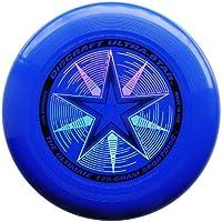 "Discraft Ultra-Star 175g Ultimate Frisbee ""Starburst"" - royal azul"