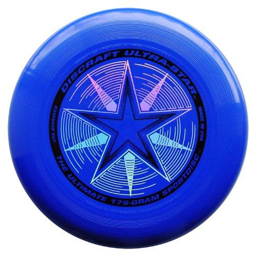 Discraft- TKCUSRB Sport du Disque, DCUSRB, Bleu Foncé