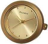 Pilgrim Damen-Armbanduhr Analog Quarz 701532030