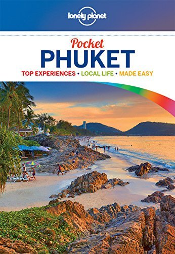 Lonely Planet Pocket Phuket (Travel Guide) by Lonely Planet (19-Jul-2013) Paperback