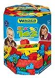 Wader Quality Toys Wathose Jungen Bausteine (102-piece)