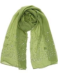 Amazon.fr   Fashiongen - Echarpes et foulards   Accessoires   Vêtements 8e7a356ed50