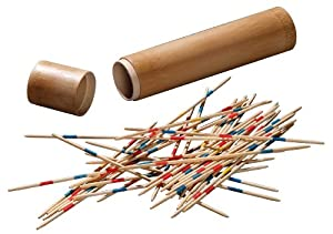 Philos 4014156031098 Juguete de Habilidad motora - Juguetes de Habilidades motoras (Bambú, Bambú, Child, Niño/niña, 6 año(s), 55 mm)