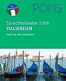 PONS Sprachkalender Italienisch 2008
