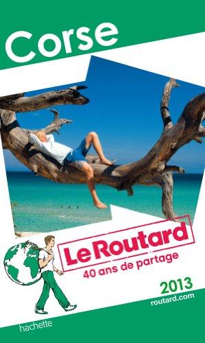 Le Routard Corse 2013