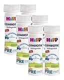 Hipp Combiotik PRE trinkfertige Milch, 200ml, 18er-Pack (18 x 200ml, Gesamtvolumen 3,6 Liter)…