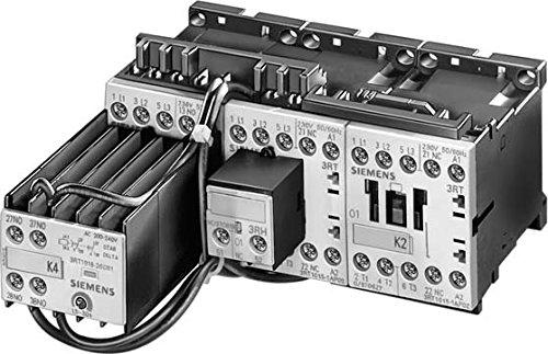 SIEMENS 3RA14 - COMBINACION CONTACTOR 11KW 230V 50/60HZ CORRIENTE ALTERNA