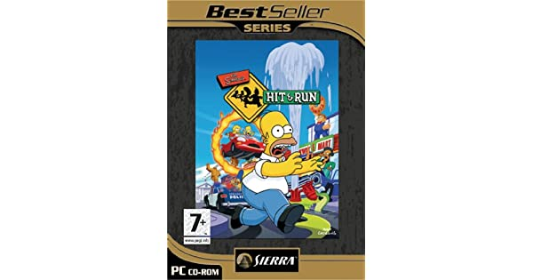 Best Sellers: The Simpsons: Hit & Run (PC): The Simpsons - Hit and