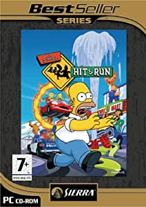 Best Sellers: The Simpsons: Hit & Run (PC)