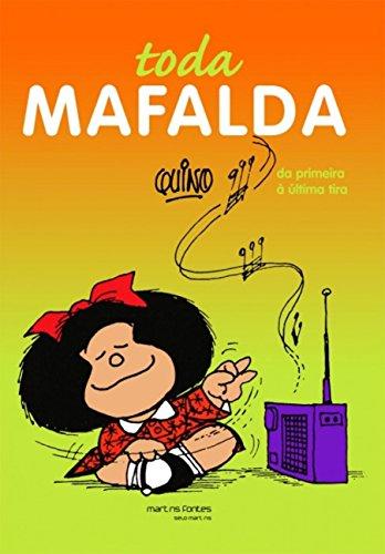 Toda Mafalda (Em Portuguese do Brasil) par Monica Stahel