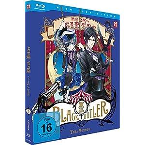 Black Butler: Book of Circus - 3.Staffel - Vol.1 [Blu-ray]