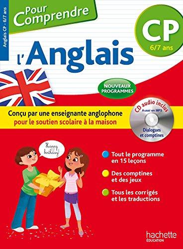 Anglais CP - Nouveau programme 2016
