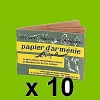 Notizhefte 10Reichswald, Papier d 'Arménie Desodorisant Armenisches natur preisvergleich bei billige-tabletten.eu
