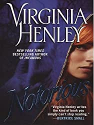Notorious (Signet Historical Romance)