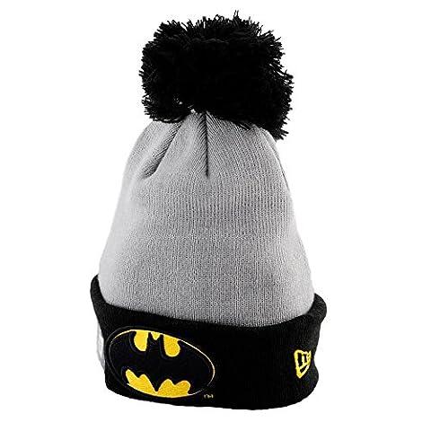 New Era Hero Bobble Cuff Jr Batman Otc - Cap line Batman for Boy, Multicolore, size ·nica