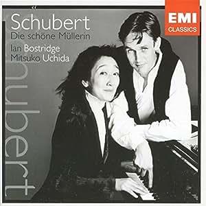 "Schubert : la belle meunière (""Die schöne Müllerin"")"