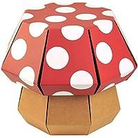 Funny Paper 9401.80-9000 Mushroom Stool Kinderhocker aus Pappe - preisvergleich