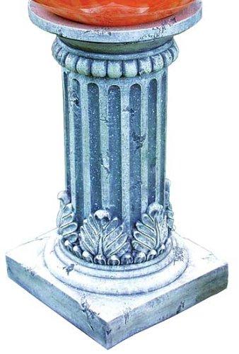 Echo Valley 9176 Tirreno Säulen-Säule aus Kunstharz, für Pavillon oder Sonnenuhr -