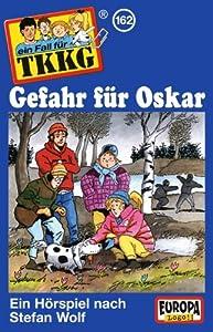TKKG -  Gefahr für Oskar! (162)