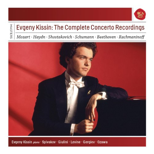 Evgeny Kissin - The Complete Concerto Recordings -