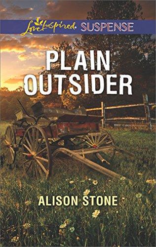 Plain Outsider (Mills & Boon Love Inspired Suspense)