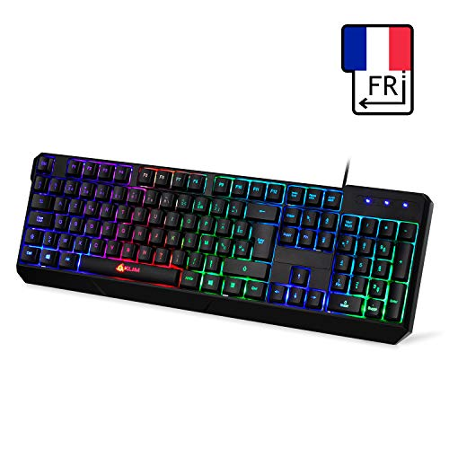 Clavier gamer azerty
