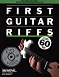 Die besten Music Sales Hal Leonard Corporation Hal Leonard Corporation Hal Leonard Hal Leonard Hal Leonard Corporation Music Sales Hal Leonard Music Sales Guitar Instruction Books - First Guitar Riffs [With First Guitar Riffs] Bewertungen