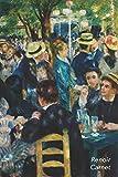 Renoir Carnet: Bal du Moulin de la Galette   Élégant et Artistique   100 Pages Avec Papier Ligné