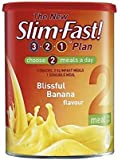 SlimFast Powder Blissful Banana - 438 g