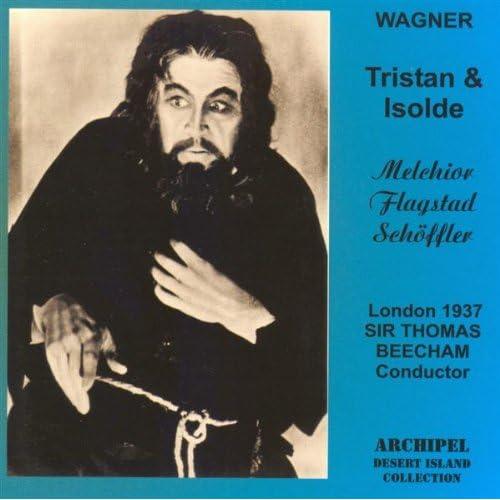 Tristan Und Isolde: Act III - Das Shiff? Siehst du's noch nicht?