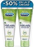 Durex Naturals Intimate Gel Hygiene Íntimo - 2 Unidades x 100 ml